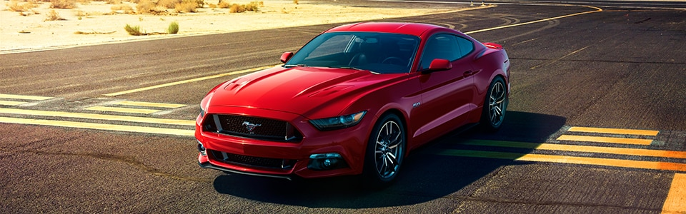 New Ford Mustang sports car dealer Crossville TN