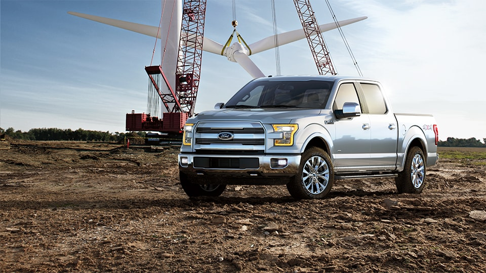 New Ford F-150 Truck