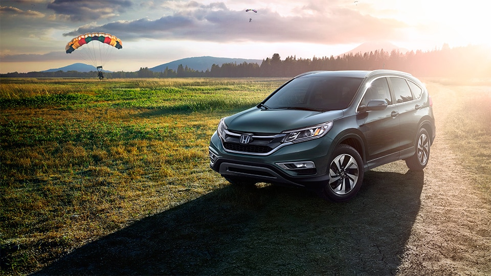 The 2015 Cr-V SUV