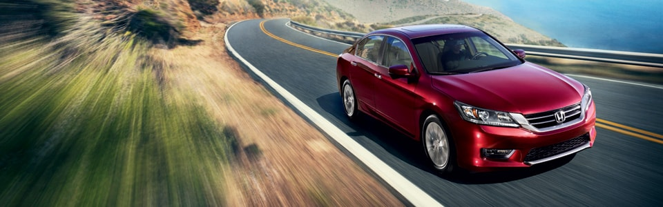 Test Drive the new Honda Accord, the best midsize car in the country, available now at Ocean Honda near Santa Cruz CA