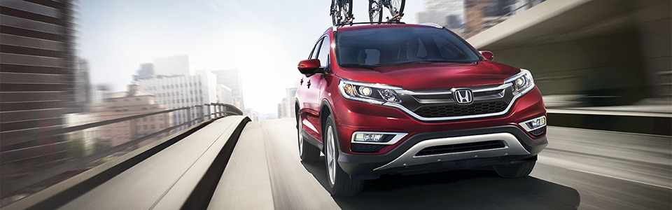 Search for a New Honda CR-V SUV at Sloane Honda
