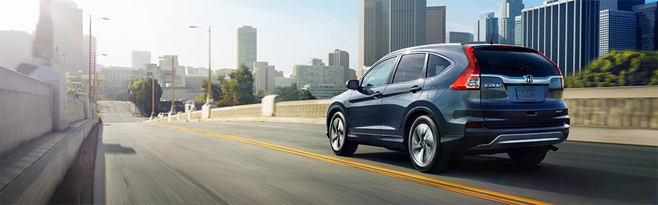 Get behind the wheel of a Honda CR-V, the best SUV for you! Come on down to Ocean Honda, serving San Jose CA