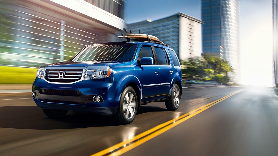Honda Pilot Dealer Serving San Francisco Sf Ca New Certified