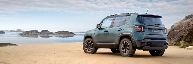 2015 Jeep Renegade At Long Island Jeep Dealer