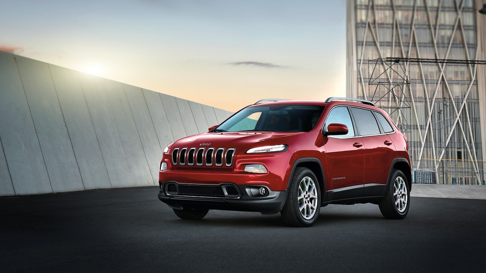 Jeep Cherokees available in Roseville, MI at Mike Riehl's Roseville Chrysler Dodge Jeep RAM
