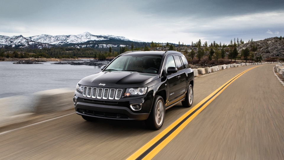New Jeep Compass dealer near Cookeville & Sparta TN