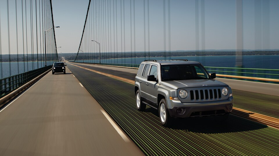 New Jeep Patriot dealer near Cookeville & Sparta TN