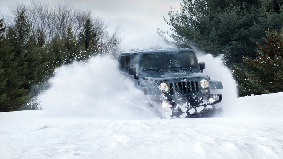 Jeep Wrangler Unlimiteds available in Middlebury, VT at Foster Motors