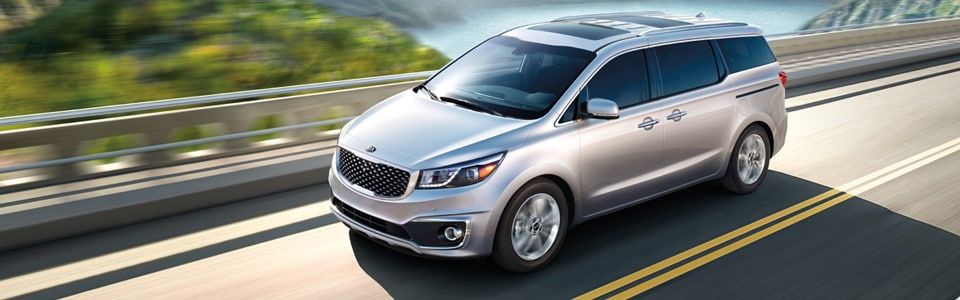 Awesome Kia Sedona: Suburban Versatility Meets Contemporary Style