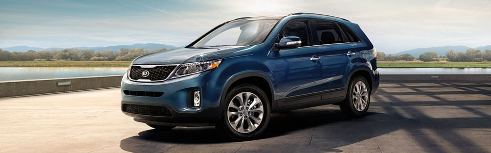 Attractive 2014 Kia Sorento