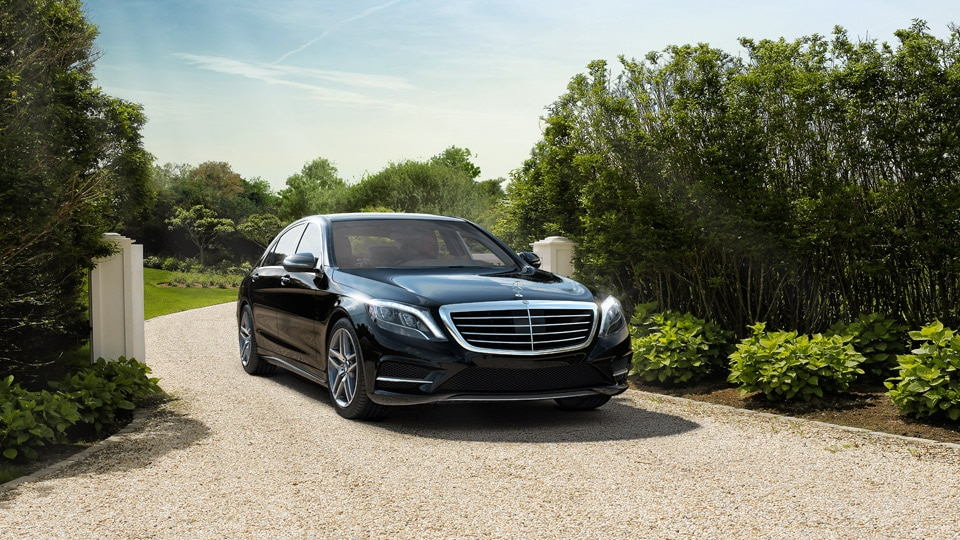 Discover The Redesigned S Class