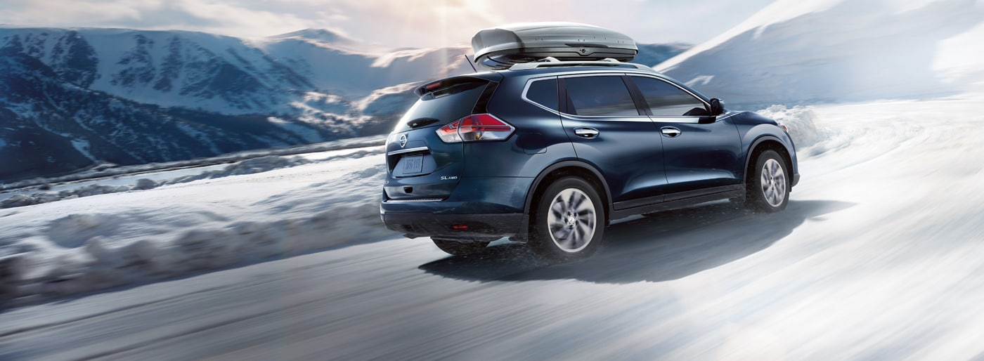 The new 2015 Nissan Rogue at East Tennessee Nissan in Morristown TN