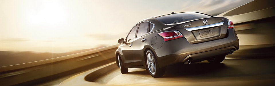 Performance And Style Highlights Of The New Nissan Altima