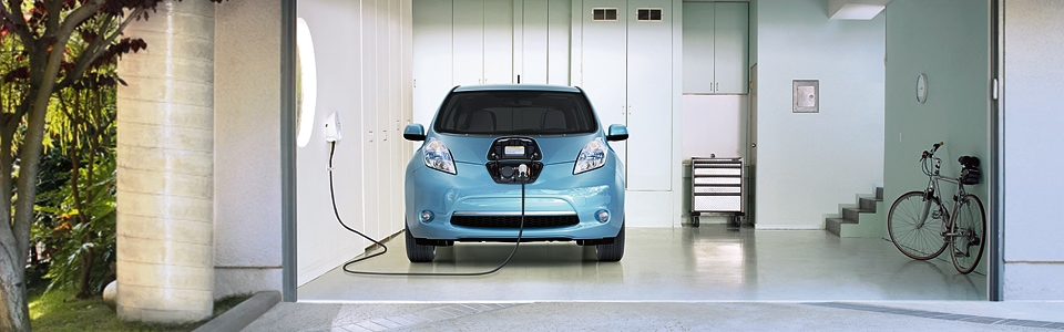 New Nissan LEAF dealer near Knoxville Tennessee