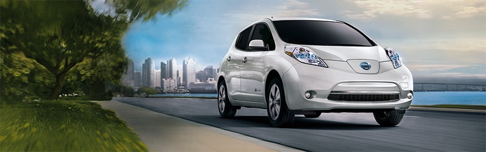 High Quality New Nissan LEAF Dealer Near Johnson City TN