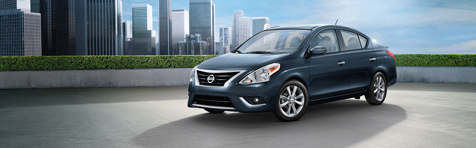 New Nissan Versa dealer serving Knoxville & Greeneville TN