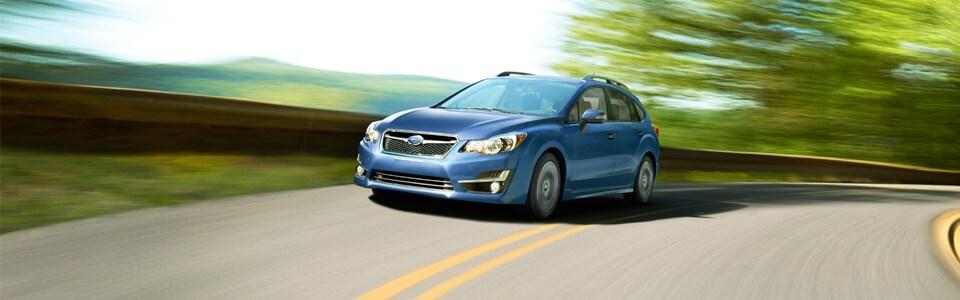 Subaru Impreza Lease In Milford Ct