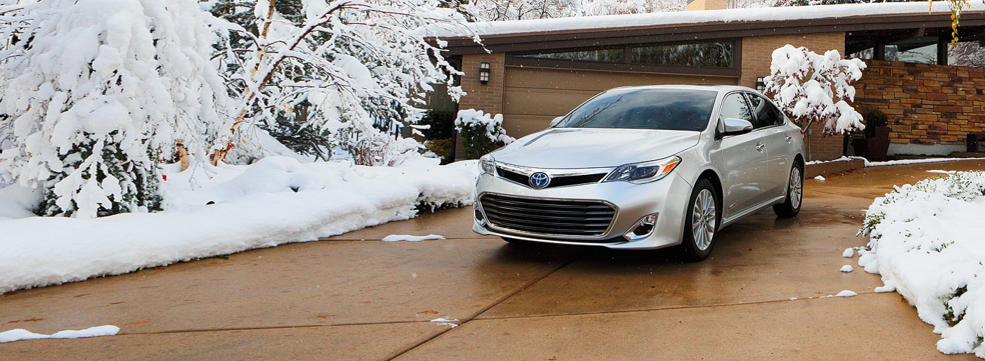 The 2015 Toyota Avalon at Victory Toyota