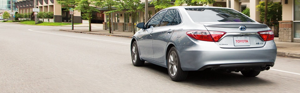 Can The Nissan Altima Hold A Candle To The New Toyota Camry?
