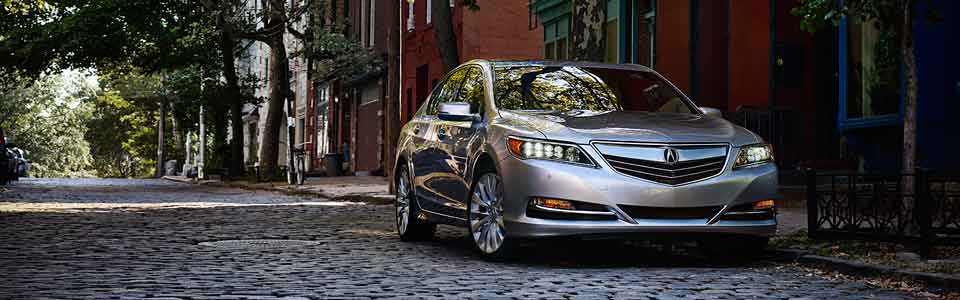 Search for a 2016 Acura RLX Sedan in Montclair