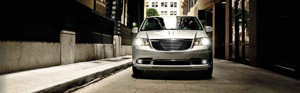 Chrysler Town and Country Minivan