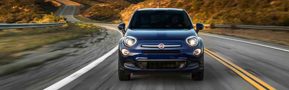 2016 FIAT 500x in College Station