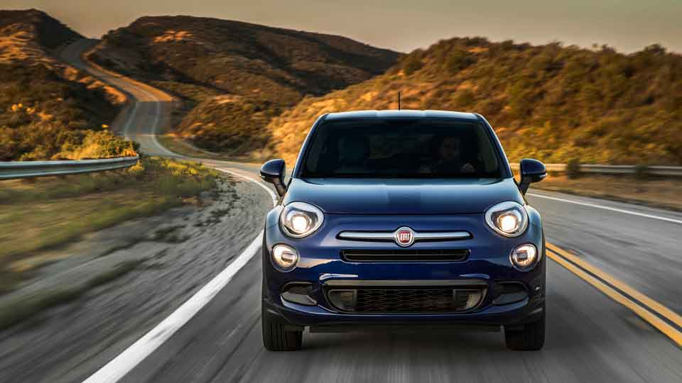FIAT 500Xs available in McAllen, TX at Payne Fiat of the Rio Grande Valley