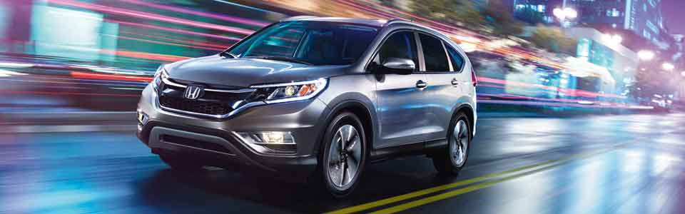 New Honda CR-V at DCH Auto Group