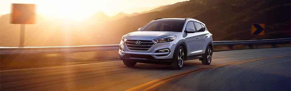 New Hyundai Tucson Models At South Point Hyundai In Austin