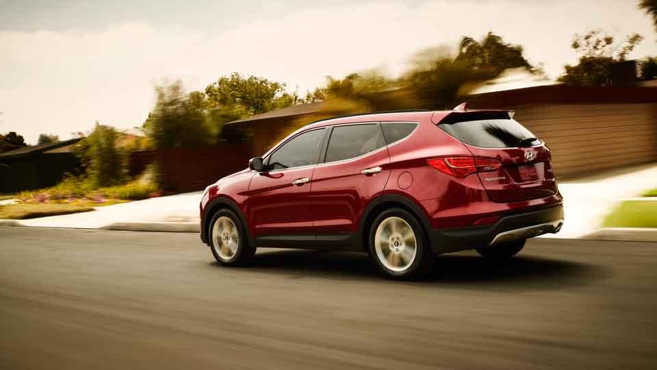 2016 Hyundai Santa Fe Sport Crossover ...