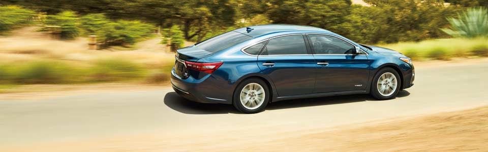 New Toyota Avalon Dallas TX | Sport City Toyota
