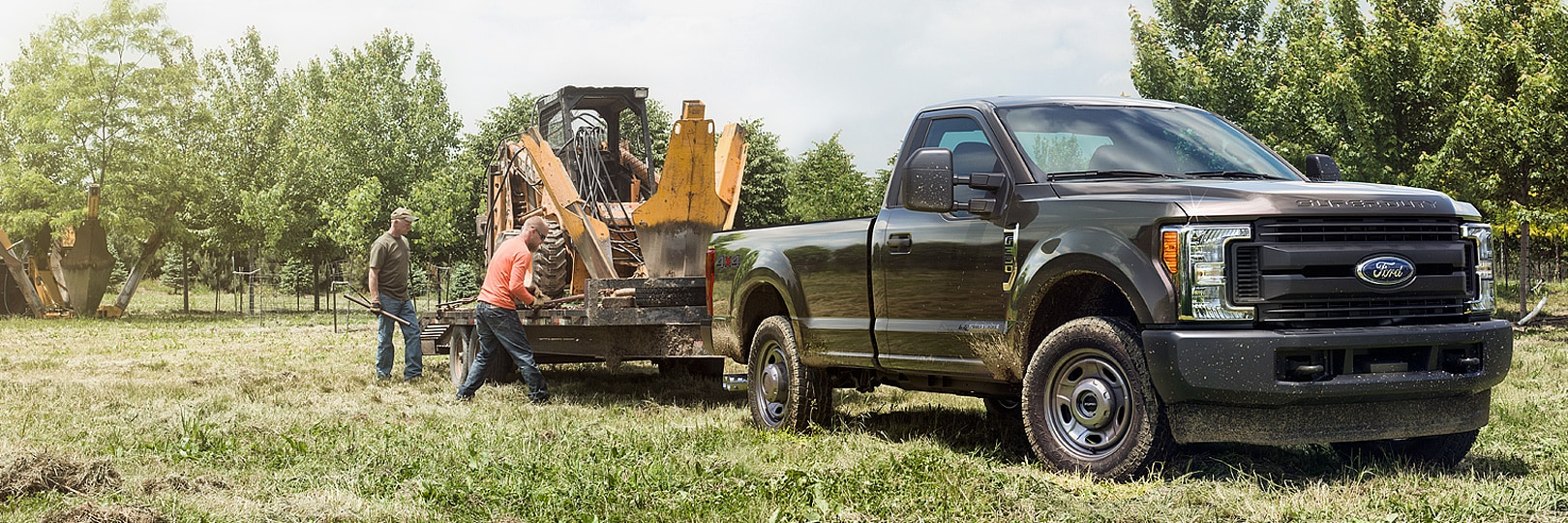 New Ford Superduty Work Trucks Fredericksburg