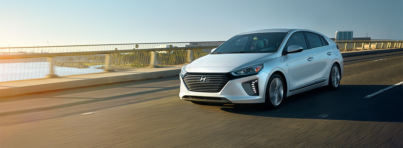 2018 Hyundai Ioniq Hybrid Hatchback for sale in Santa Clarita, CA