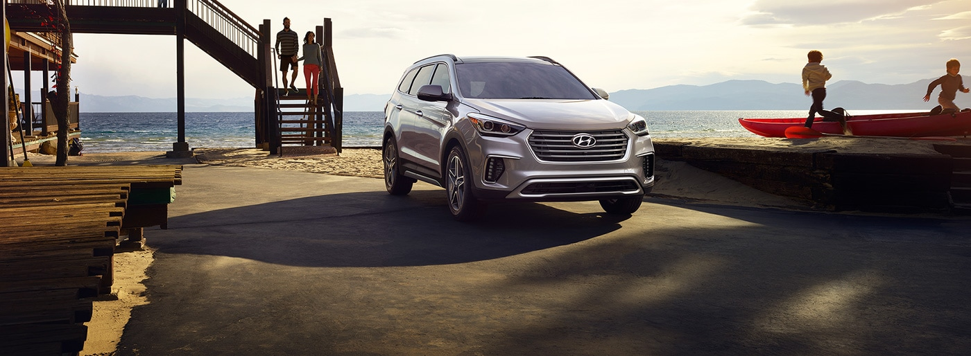 2018 Hyundai Santa Fe SUVs for sale in Santa Clarita, CA