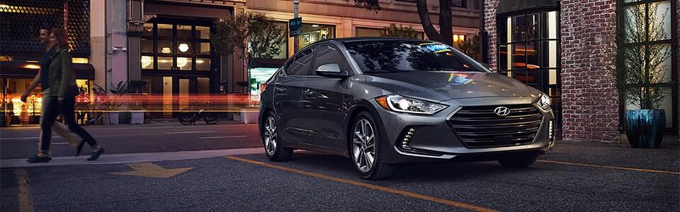 2017 Hyundai Elantra, 2017 Hyundai Sonata