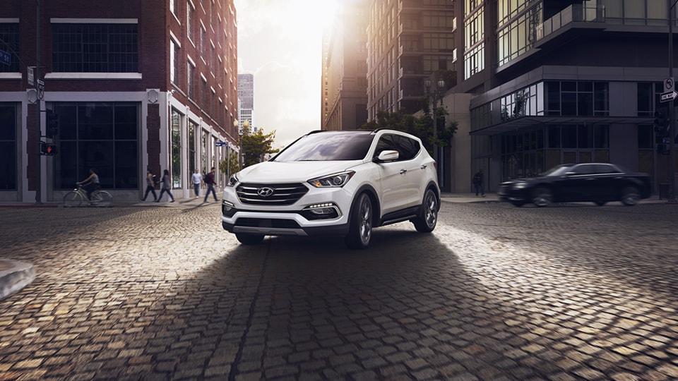 New Hyundai Santa Fe & Sport Inventory | Springfield MA | Western MA