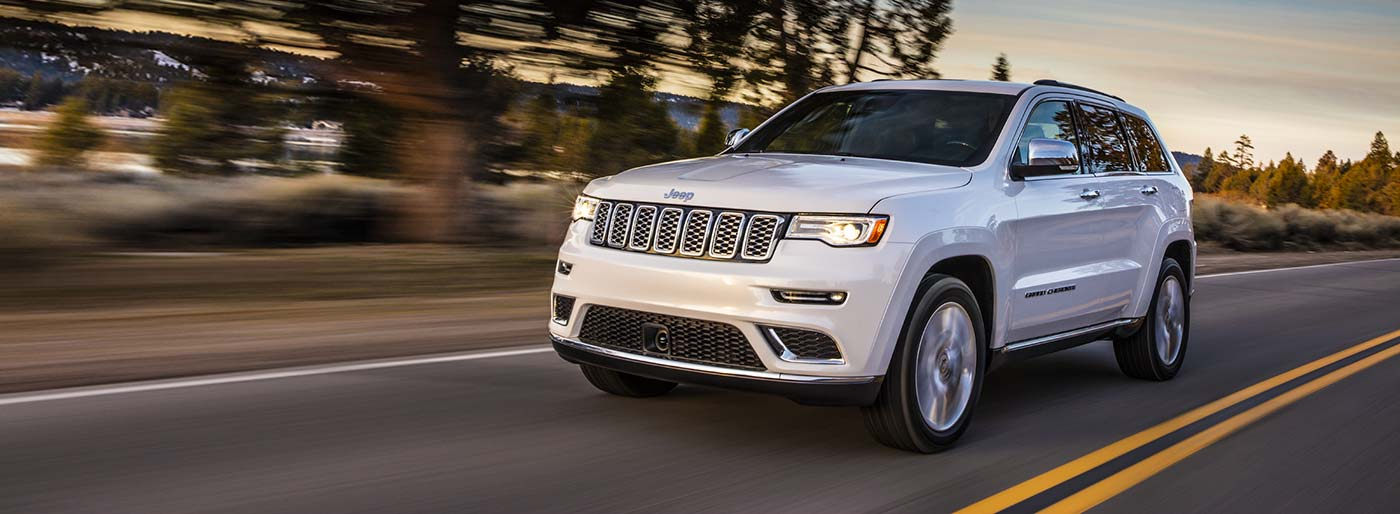 2018 Jeep Grand Cherokee SUV for sale in Massachusetts