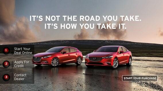 Tom Bush Mazda >> Start My Deal Tom Bush Mazda