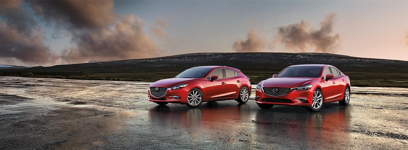 Mazdau0027s Award Winning Sedans