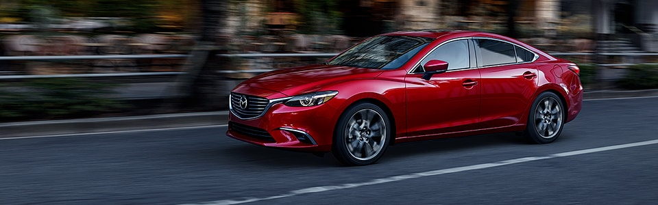See How The New Mazda6 Compares To The Marietta, GA Competition