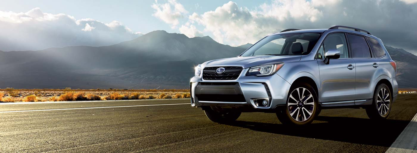 Subaru Forester vs it's Competition | Garcia Subaru North