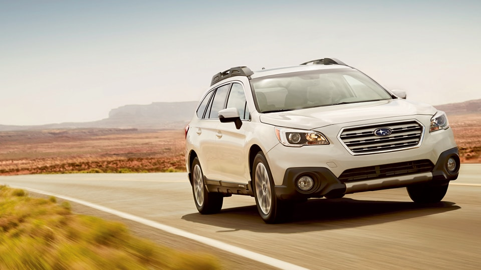 Compare The Outback To The Ford Edge Volkswagen Golf Sportwagen And Kia Sorento In Cary