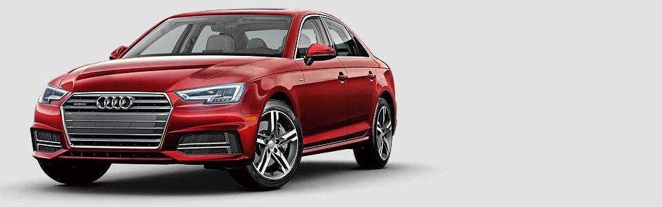 2018 Audi A4 and S4 Sedan