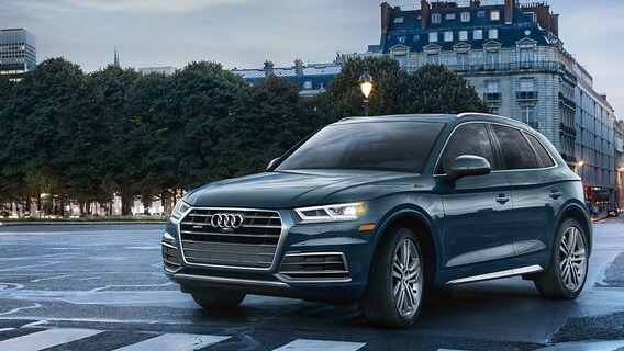 New Audi Q In Warrington PA Near Newtown Langhorne PA - Audi q5 family car