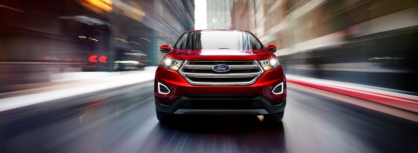 New 2018 Ford Edge in Texas