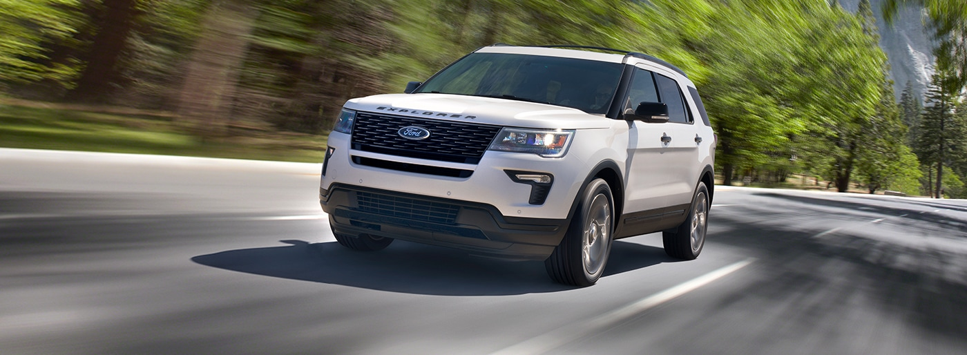 2018 Ford Explorer SUV for sale near Elyria, OH