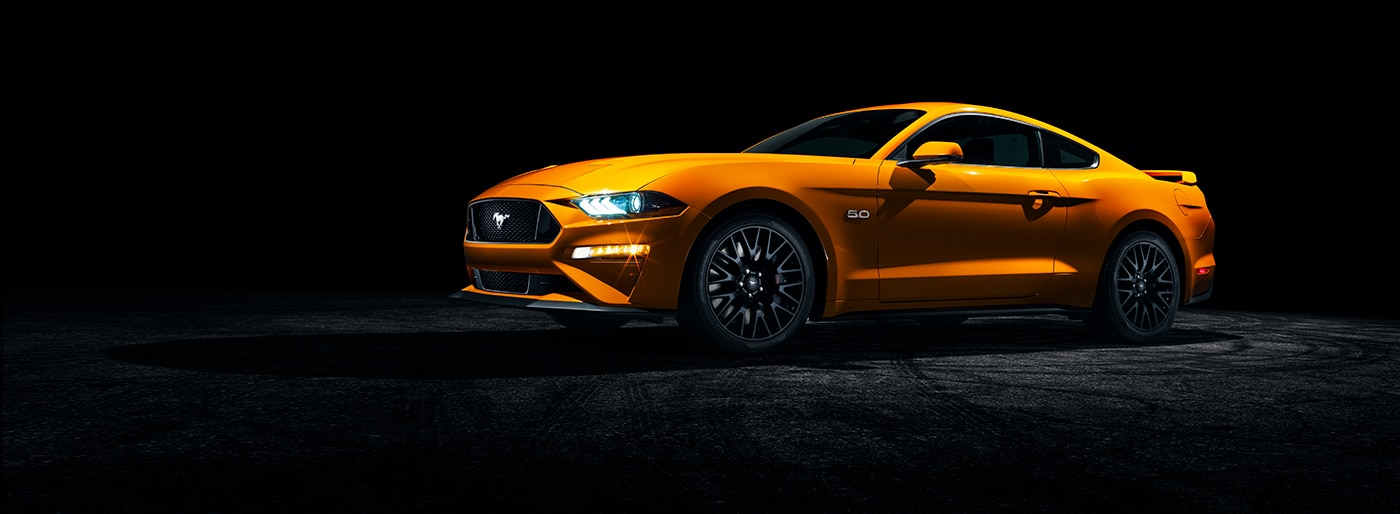New 2018 Ford Mustang in Ohio