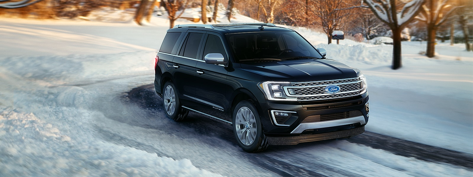 New 2018 Ford Expedition for Sale in Michigan | Stillwell Ford