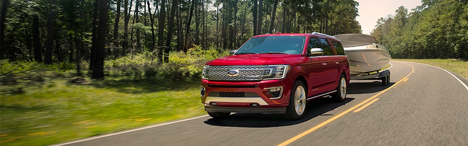 Get Towing With A Ford Crossover And Suv