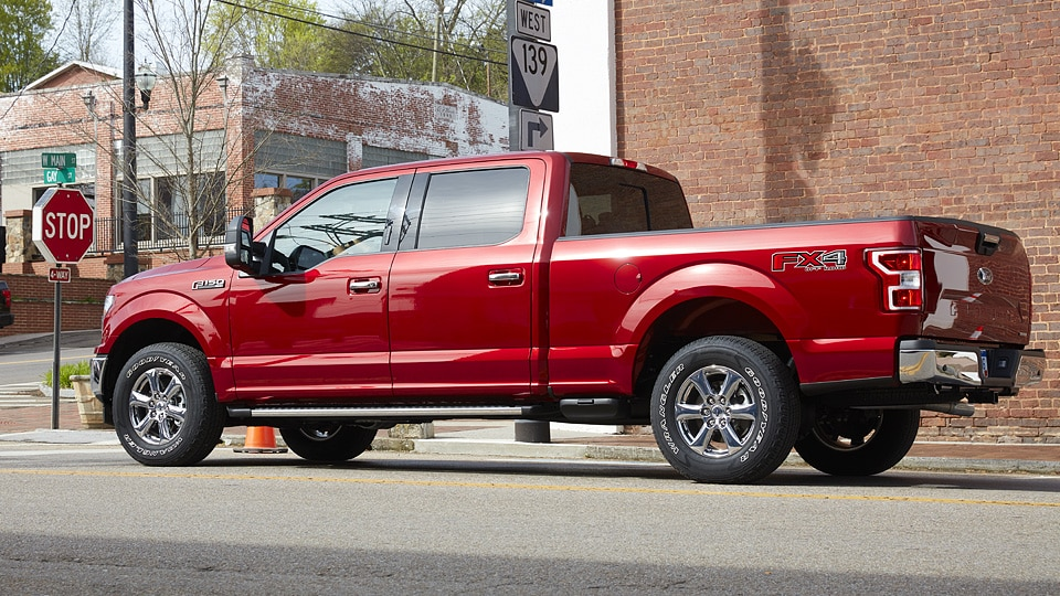 New Ford F-150 Truck Dealer Near Franklin KY